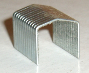 "Picture of item 462-102 a Staples.  3/8"" Size.  5,000/Box."