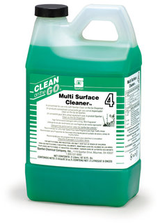 Picture of item 672-308 a Clean on the Go® #4.  Multi Surface Cleaner 4.  2 Liters.