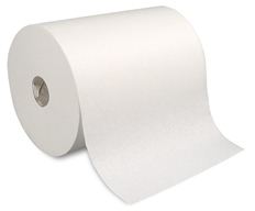 Picture of item 875-115 a GP enMotion® High Capacity Roll Towel. 10 in X 800 ft. White. 6 rolls.