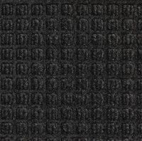 Picture of item 550-203 a Waterhog™ Classic Border Entrance-Scraper/Wiper-Indoor/Outdoor Mat. 3 X 5 ft. Charcoal color.