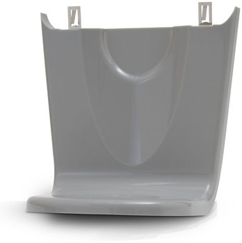 SHIELD™ Floor and Wall Protector for FMX™ Dispensers. Gray. 6 Shields/Case.