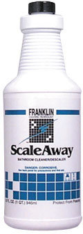 Picture of item 601-415 a ScaleAway Non-Abrasive Liquid Bathroom and Scale Remover.  1 Quart, Ready to Use.