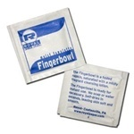 Picture of item 223-102 a Moist Towelettes.  Lemon Scent. (Wet Wipes)
