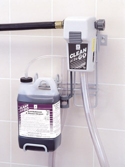 Picture of item 672-312 a Clean on the Go® 3.5 gpm High Flow E-Gap Dispenser.