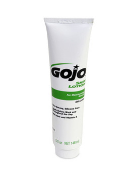 Picture of item 968-743 a GOJO® Skin Lotion. 5 fl oz Tube. 24 Tubes/Case.