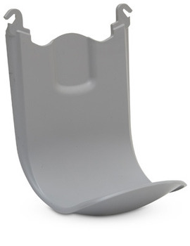 PURELL® FMX™ SHIELD™ Floor and Wall Protector for FMX™ Dispensers. 6.31 X 4.56 X 3.88 in. Gray.