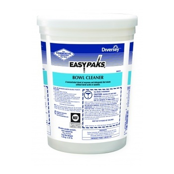 Picture of item 602-501 a Easy Paks™ Toilet Bowl Cleaner.  90 Packets/Tub.