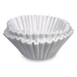 Picture of item 585-303 a Coffee Filter for Bunn A8 12 Cup.