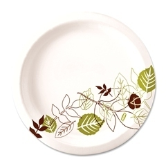 Picture of item 150-109 a Dixie Ultra® 8.5 Inch Heavy Weight Paper Plates.