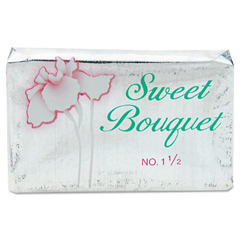 Picture of item 670-315 a Bar Soap. 3 oz. Wrapped.  Sweet Bouquet fragrance.