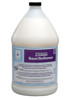 Picture of item 620-645 a Clothesline Fresh™ #9 Sour/Softener.  1 Gallon.