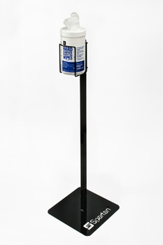 Picture of item 966-493 a Spartan Disinfectant Wipes Floor Stand.