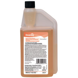 Picture of item P650-213 a Diversey Stench & Stain Digester - 32 oz. AccuMix™. Floral scent. Carpet cleaner. Safe on all carpets including wool and 5th generation fibers. 6/cs.