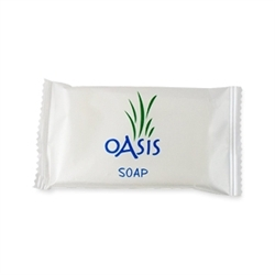 Picture of item 670-314 a Oasis Bar Soap. 0.5 oz. Wrapped. 1000/cs.