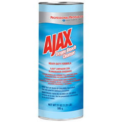 Picture of item 601-801 a Colgate-Palmolive Ajax Oxygen Bleach Powder Cleanser. 21 oz Canister.  24 Cans/Case.