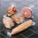 "Picture of item 308-302 a Poly Bag.  Quart Freezer Bag.  4"" x 2"" x 12"".  0.65 Mil.  Clear."