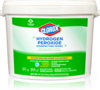 A Picture of product 966-152 Clorox® Hydrogen Peroxide Disinfecting Wipes.  2 Refills of 400 Wipes.