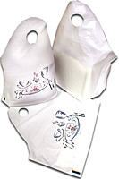 Picture of item 967-046 a CARRYOUT BAG 23X18.5X10. PPAK-SHER.
