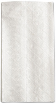 KIMBERLY-CLARK PROFESSIONAL* SCOTT® Tall-Fold Dispenser Napkins, 1-Ply, 7w x 13 1/2d, White, 8000/Carton