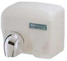 Picture of item 968-568 a SKY 2400 PA AUTO HAND DRYER WHT.