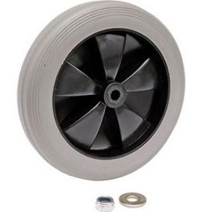 Picture of item 966-550 a Continental Commercial Replacement Rear Wheel. For Janitor Cart.